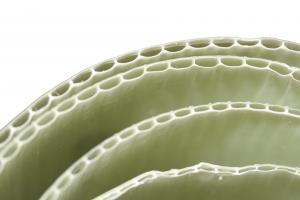 Doppelwandige Röhrenkonstruktion - verbessert die Stabilität