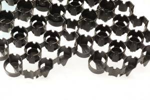 Gitter können jeweils um 1 Zelle versetzt werden, um Kurven/Hindernisse zu umbauen