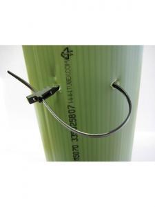 Vorfixierte Kabelbinder - für eine schnelle und einfache Befestigung am Pflanzpfahl