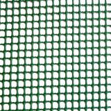 Gartenzaun 5mm, 1 x 10m, grün