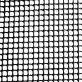 Gartenzaun 5mm, 1 x 10m, schwarz