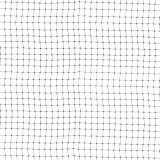 Vogelschutznetz, Teichnetz, Laubnetz 4 x 5m (12 x 14mm) schwarz