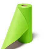 PREMIUM Vlies Tischläufer 0.30 x 20m, apfelgrün