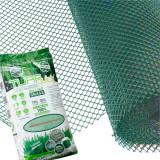 TurfProtecta® Rasenschutzgitter2x10m, plus 100 Befestigungshaken plus 20m² TURFquick