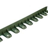 Rasenkante /Beeteinfassung (800 x 80 x 60mm hoch) grün