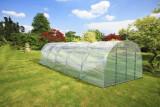 Römi® Classic 10 Foliengewächshaus-System: 3,5m x 10m x 2,35m