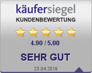 Käufersiegel Rating